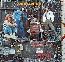 Who - Who Are You (red vinyl)