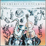 Patrick Williams & the LSO - An AMerican Concerto