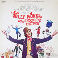 Willy Wonka & The Chocolate Factory (soundtrack) - Gene WIlder