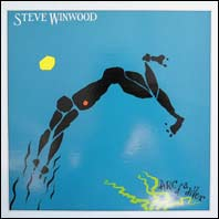 Steve Winwood - Arc Of A Diver original vinyl
