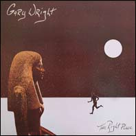 Gary Wright - The Right Place original vinyl