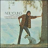 Neil Young - Everybody Knows This Is Nowhere original