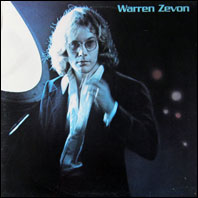Warren Zevon - Self-Titled debut album