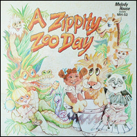 A Zippity Zoo Day - Derrie Frost